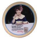 Kellogg's Will Always Maintain Quality! Collector Plate
