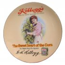 Kellogg's The Sweet Heart of Corn! Collector Plate