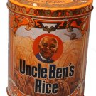 Uncle Ben's Rice Tin