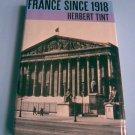 France since 1918