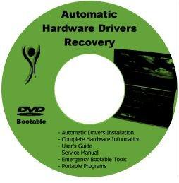 Gateway T-6859u Notebook Drivers Recovery Restore 7/XP/