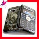 Hard Case Cover Skin for  LG VX9200 ENV3 env 3 ~ VINTAGE SKULL