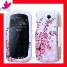 Hard Case Cover Pantech Impact P7000  -  SPRING BLOSSOM