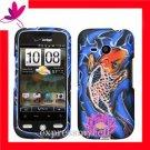 NEW Hard Case Cover Skin HTC Droid Eris 6200 KOI FISH