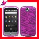 CANDY Case Cover HTC GOOGLE NEXUS ONE 1 -HOT PINK ZEBRA
