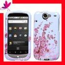 Hard Case Cover HTC GOOGLE NEXUS ONE 1 -SPRING BLOSSOM