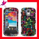 New Hard Case Cover Skin Samsung Rogue U960 Color Dots