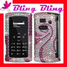 New BLING BLING Case Cover for SANYO INCOGNITO 6760  ~ DIAMOND SWIVEL