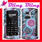 New BLING BLING Case Cover for SANYO INCOGNITO 6760  ~ DIAMOND BUBBLE