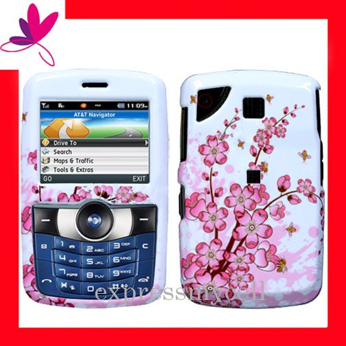 NEW Hard Case Cover for PANTECH REVEAL C790  ~ SPRING BLOSSOM