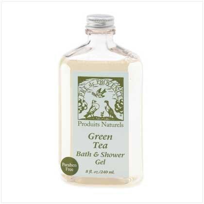 Herbal Green Tea Shower Gel
