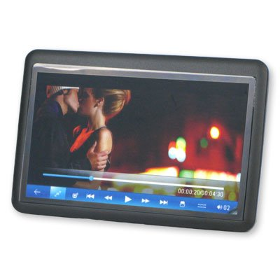 Super Thin 4.3 inch Touch Screen MP4 Ramos T8+ - 8GB + TV Out