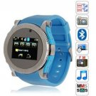 High-grade stainless steel multi-function watch cell phone quad-band dual card dual standby S60