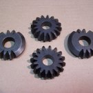 "Gearset Upgrade 5 for Peerless Transaxle; 3/4""-Axle Diffy-lock Gearset"