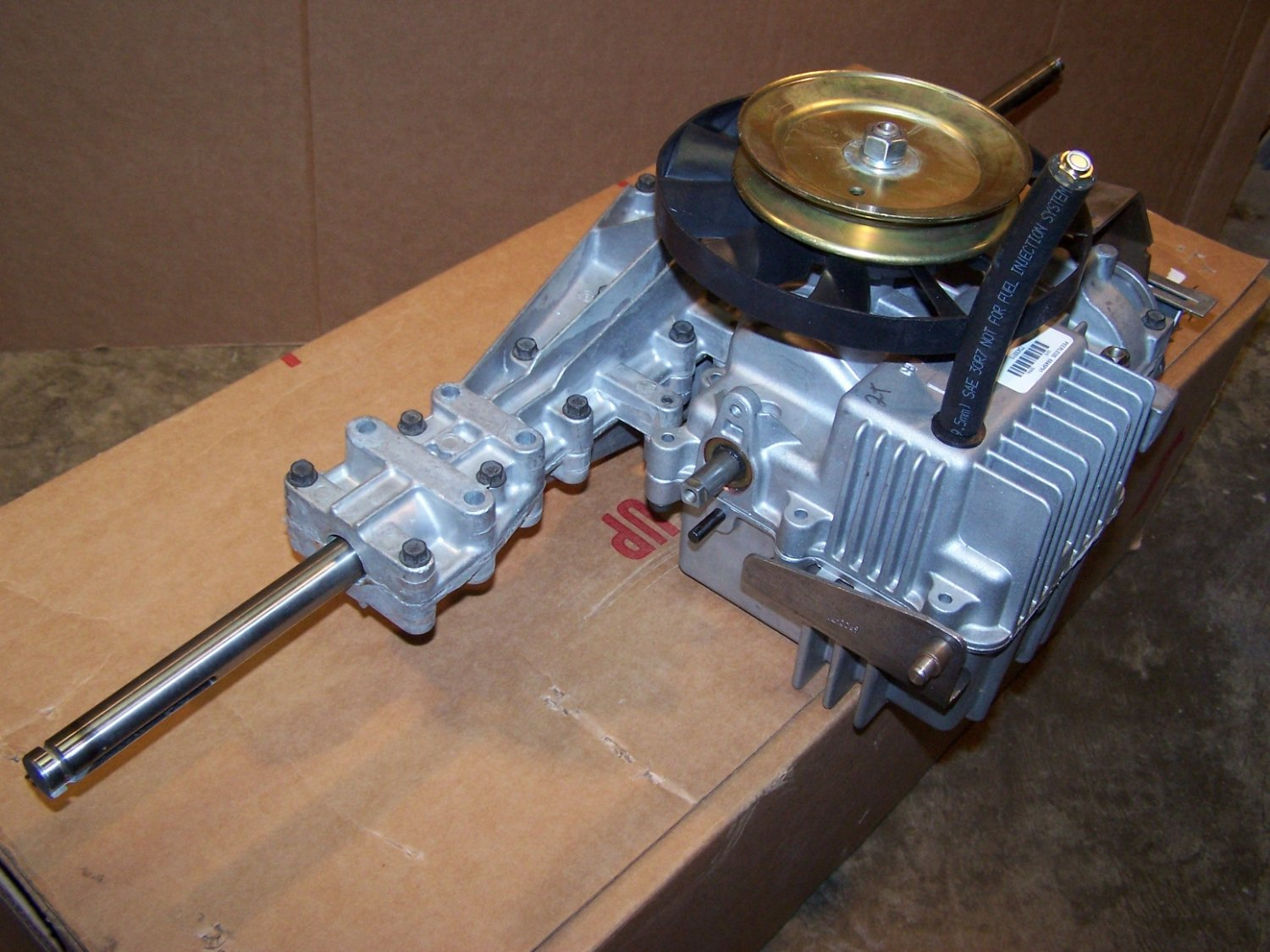 Murray Lawn Tractor Hydrostatic Transmission : New peerless lth b  hydrostatic