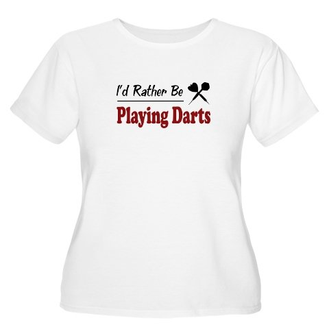 """I'd Rather Be Playing Darts"""