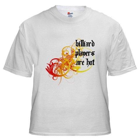 Billiard Players are Hot