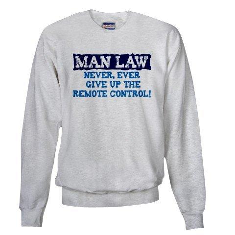 Man Law....
