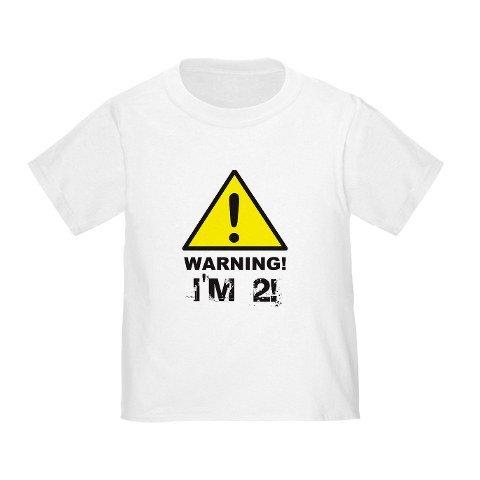 Warning I'm 2