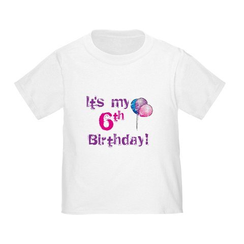 It's My 6th Birthday