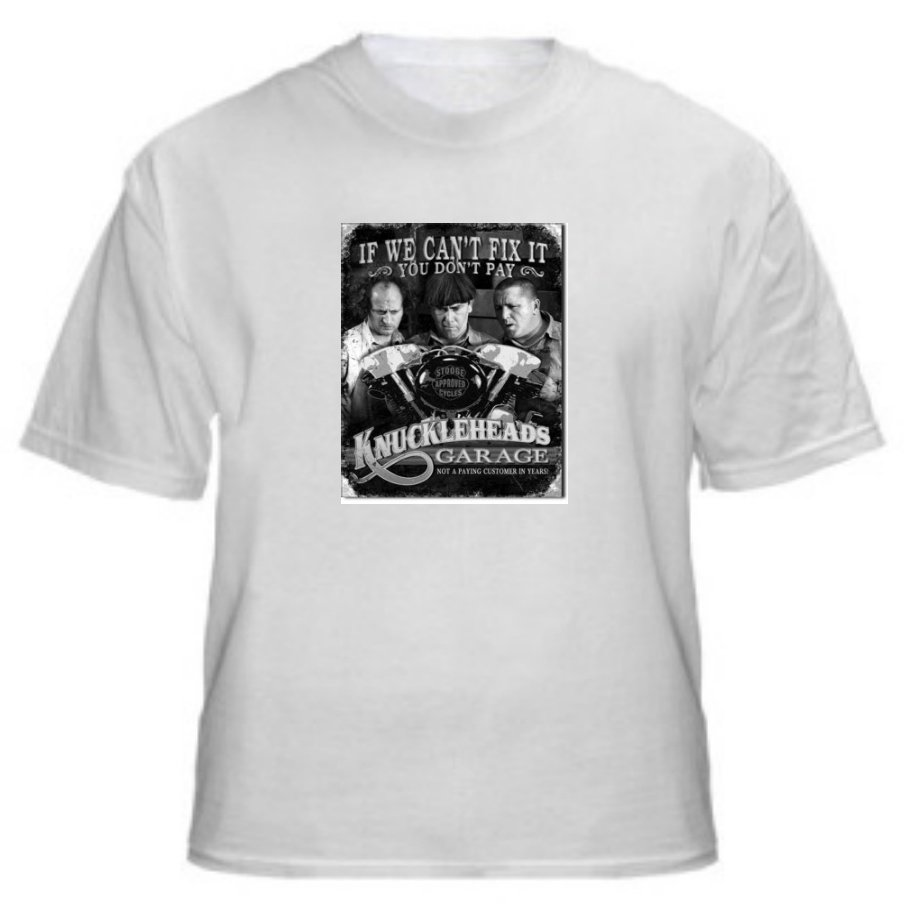 The Three Stooges - Knuckleheads