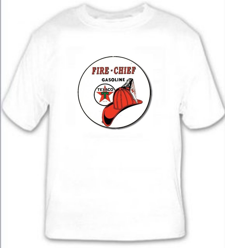Texaco - Fire Chief