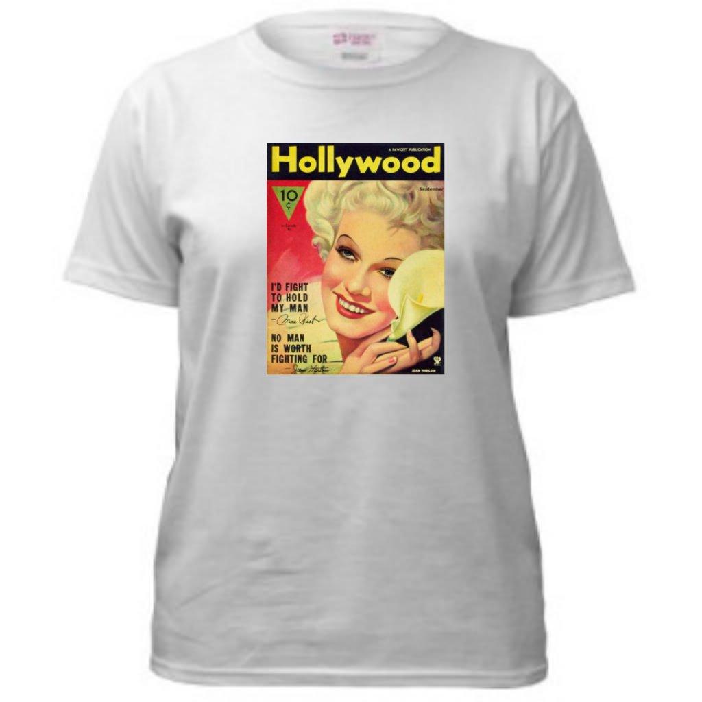 Hollywood Magazine - Jean Harlow