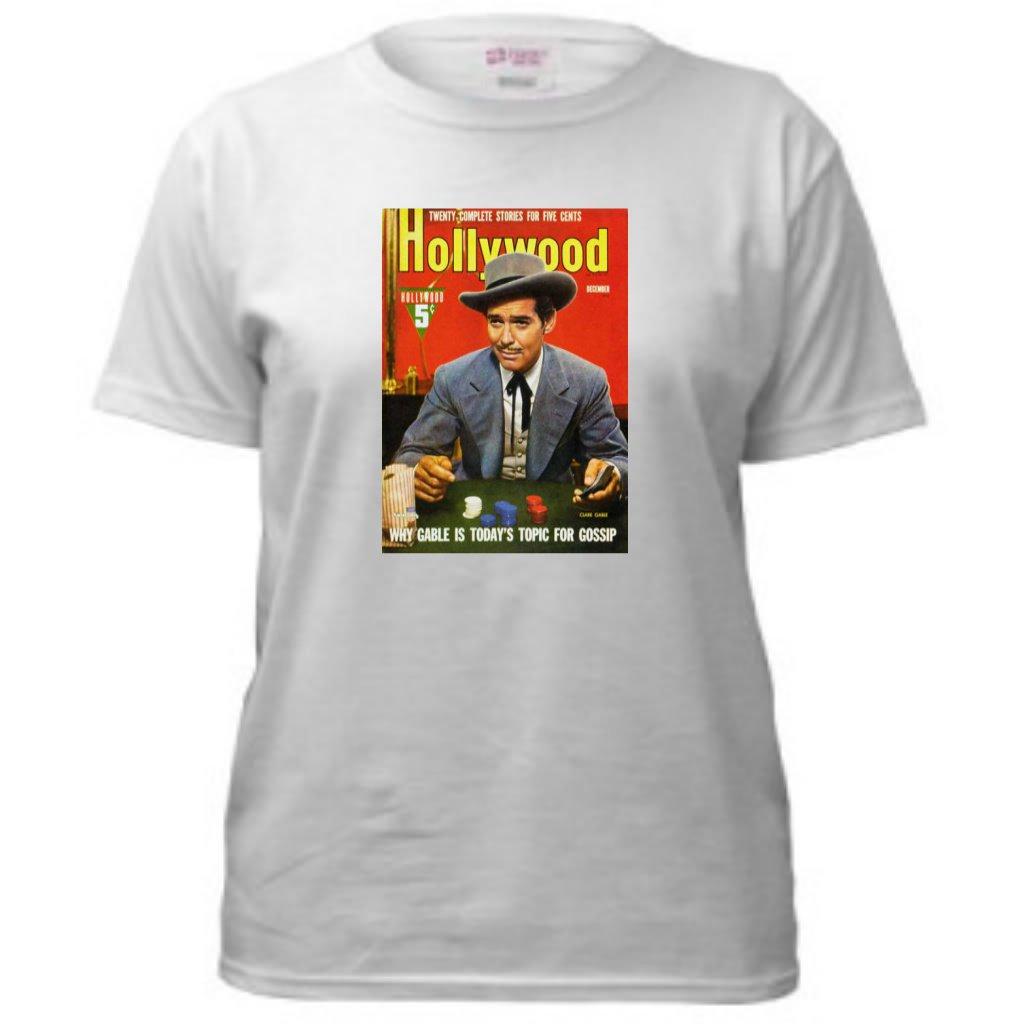 Hollywood Magazine - Clark Gable