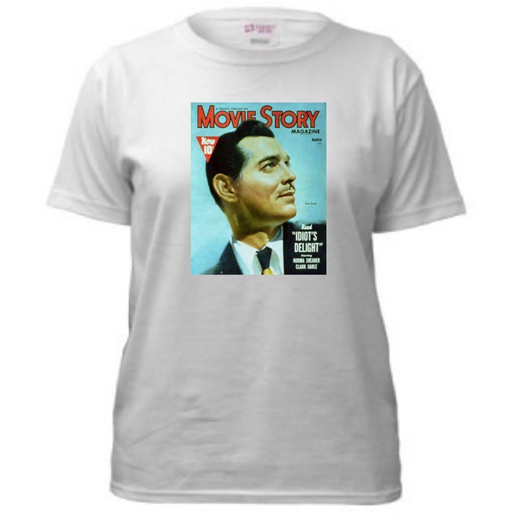 Movie Story Mag - Clark Gable