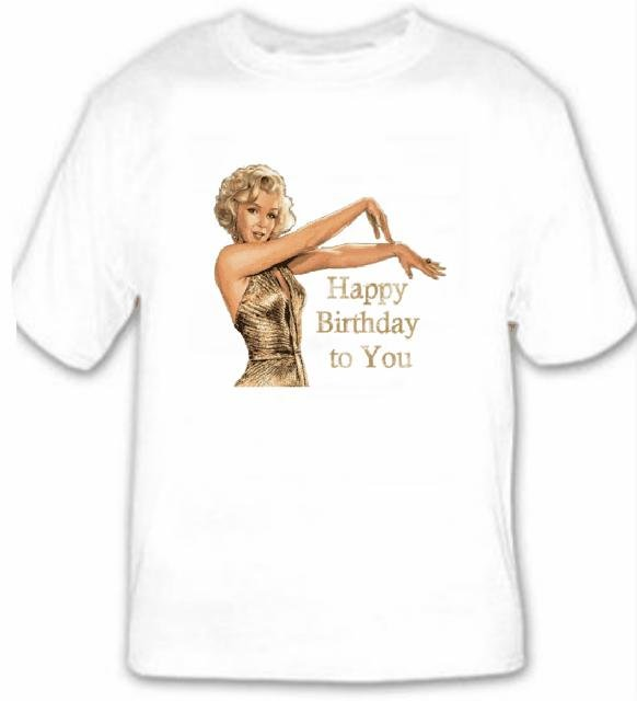Marilyn Monroe - Happy Birthday To You