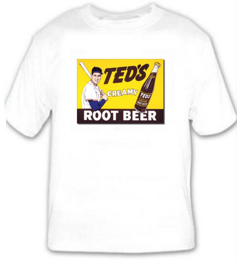 Ted Williams - Root Beer
