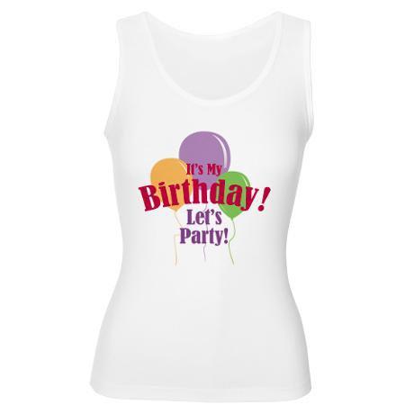 It's My Birthday Let's Party