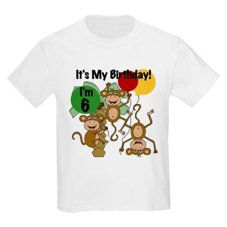 It's My Birthday I'm 6