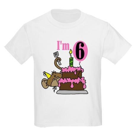 I'm 6