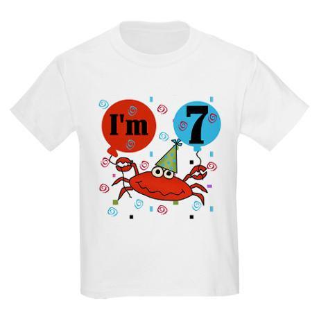 I'm 7