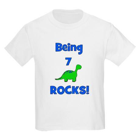 Being 7 Rocks!