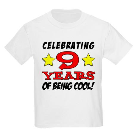 Celebrating 9 years Of Being Cool