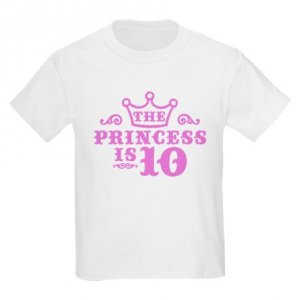 This Princess Is 10