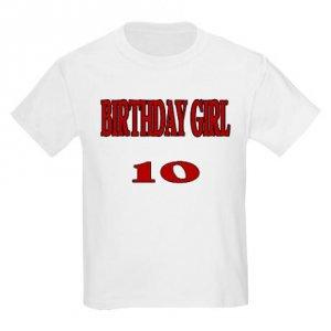 Birthday Girl 10