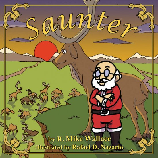 Saunter - Author: Mike Wallace