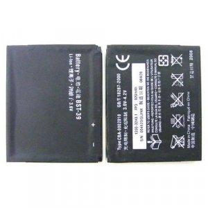 BST-39 Battery for Sony Ericsson W380i W910i Z555i