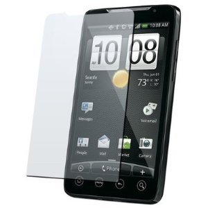 3-Pack HTC EVO 4G Sprint Combo Screen Protector for HTC EVO 4G Sprint