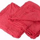 """50 All Purpose Red Shop Towels 13"""" x 14"""""""