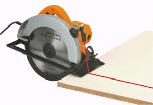 Laser Marker Projects Line Upto 9' For Any Tool or Saw