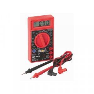 Digital Amp Ohm Volt Meter Ac Dc Voltmeter Multimeter