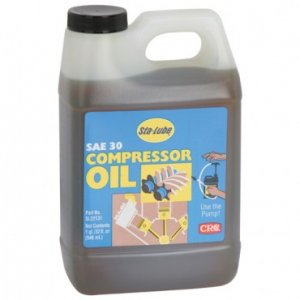 Compressor Oil 32 oz.