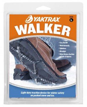 Yaktrax Walker - Women's Black - Free Shipping to U.S.