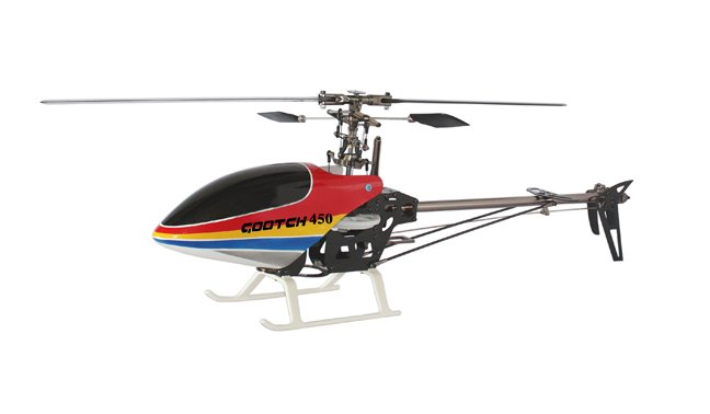 Gootch 450Pro 100 Rc helicopters