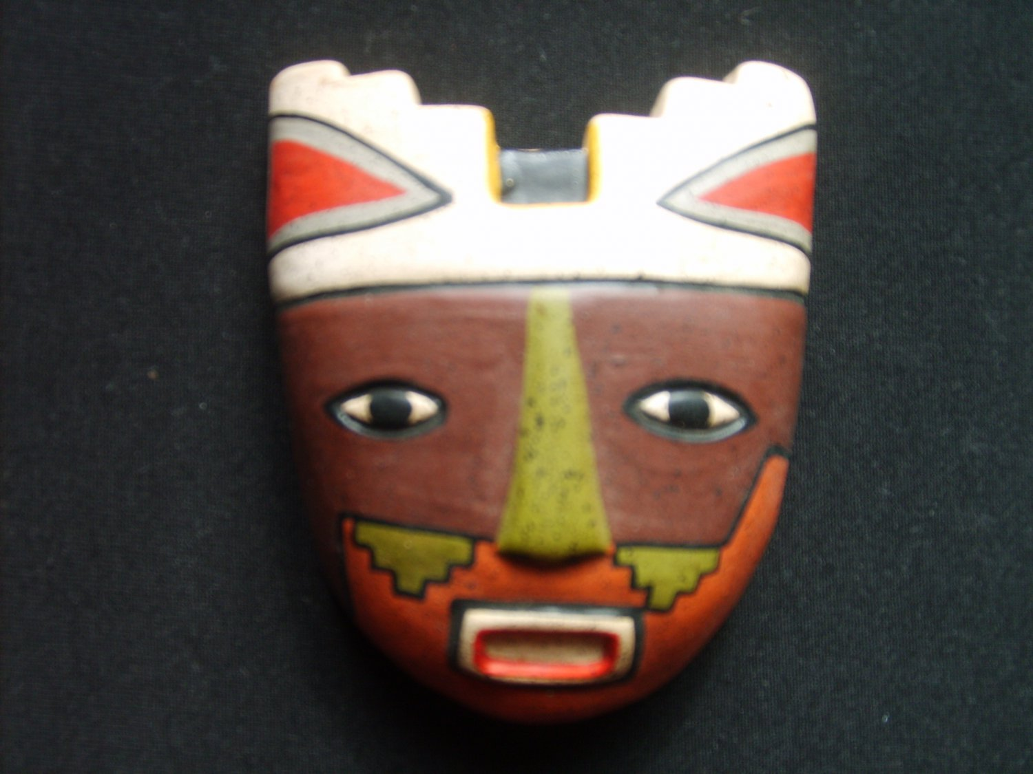 Andean Mask - Chaman