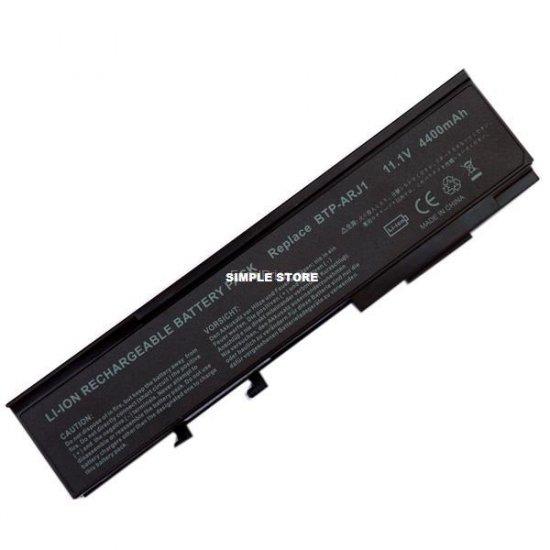 14.8V 6600mAH Acer 5560 Battery (Black)